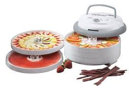 WallEc Nesco FD-75PR 600 Watt Pro Food Jerky Dehydrator Spec