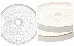 Nesco LT-2W Add-a-Tray Dehydrator Accessory, Set of 2 Trays