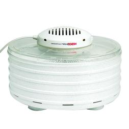 NEW HOT -  Food Dehydrator, White Speckled/Marbled, 400 watt