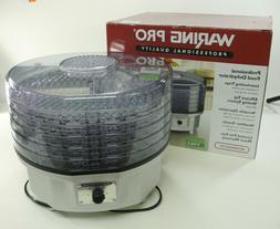 NEW open box Waring Pro Professional 620 watt Food Dehydrato