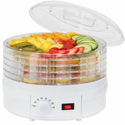 Best Choice Products Portable 5-Tray Electric Food Dehydrato
