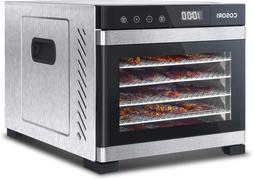 COSORI Premium Food Dehydrator Machine50 Free Recipes, 6 Sta