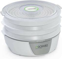 Presto 06300 Dehydro Electric Food Dehydrator, Standard, Whi