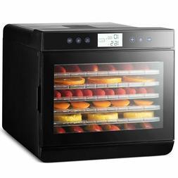 MAGIC MILL Professional Food Dehydrator, 7 Drying Racks Mult