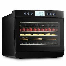 MAGIC MILL Professional Food Dehydrator Machine, 7 Stainless
