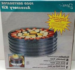 Restaurant Equipment NEW DENI FOOD DEHYDRATOR ACCESSORY KIT