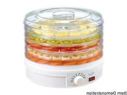 Rosewill RHFD-15001 5-Tray Countertop Portable Electric Food