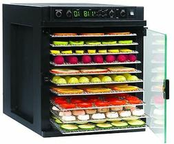 sedona express 11 tray food dehydrator w