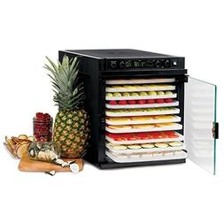 Tribest Sedona Express SDE-P6280-F Digital Food Dehydrator -