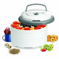 Nesco Snackmaster Pro Food Dehydrator, 600-Watt, FD-75PR MAD