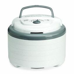 Snackmaster Pro Food Dehydrator NESCO FD 75a Frustration Whi
