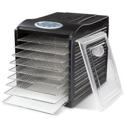 Stainless Steel Tray Food Dehydrator Machine 9 Trays 660w Di