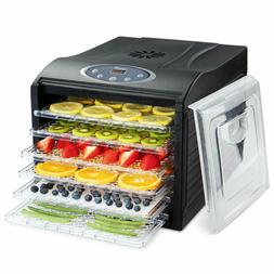 Ivation Tray Premium Electric Food Dehydrator Machine Digita