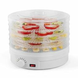 Westinghouse WFD101W New Food Dehydrator 245 Watts White Bas